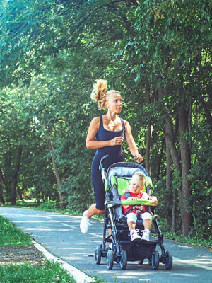 Post-Partum Physical Therapy - Spring Forward Physical Therapy